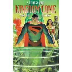 Mark Waid: Kingdom Come - A te országod