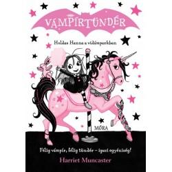 Harriet Muncaster: Holdas Hanna a vidámparkban