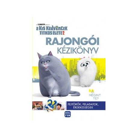 Kis kedvencek titkos élete 2. - Rajongói kézikönyv