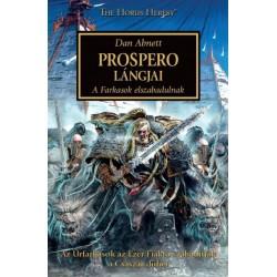 Dan Abnett: Prospero lángjai - A Farkasok elszabadulnak