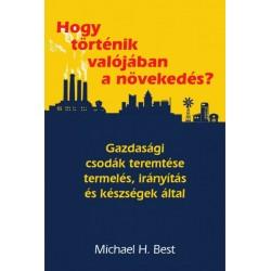 Michael H. Best: Hogy történik valójában a növekedés? - Gazdasági csodák teremtése termelés, irányítás és készségek által