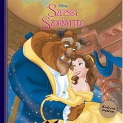 Disney - A Szépség és a Szörnyeteg - Kedvenc meséim