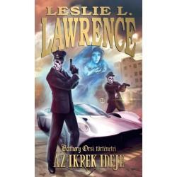 Leslie L. Lawrence: Az ikrek ideje - Báthory Orsi történetei