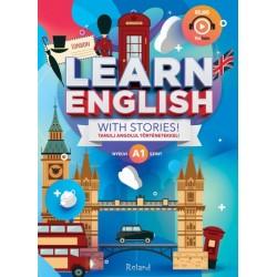 Cristina Dehelan - Paula Dreve: Learn English with stories! - Tanulj angolul történetekkel! - A1 nyelvi szint