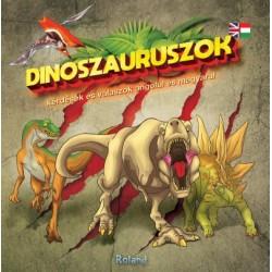 Dinoszauruszok - kérdések és válaszok angolul és magyarul
