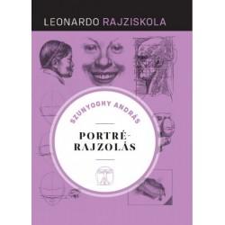 Szunyoghy András: Portrérajzolás - Leonardo rajziskola