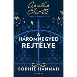 Sophie Hannah: A háromnegyed rejtélye
