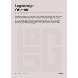 Gail Anderson - Steven Heller: Logódesign - Ötlettár - Inspiráció 50 mestertől