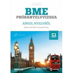 Együd Györgyi: BME próbanyelvvizsga angol nyelvből - 8 felsőfokú feladatsor - C1 szint - (CD melléklettel)
