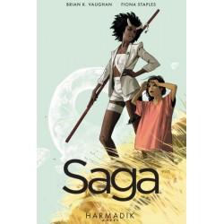 Saga - Harmadik kötet