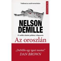Nelson Demille: Az oroszlán - Vadászat a világ legveszélyesebb terroristájára