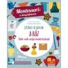 Chiara Piroddi: Játékos feladatok - A ház - Montessori - a világ felfedezése - Sok-sok szép matricával
