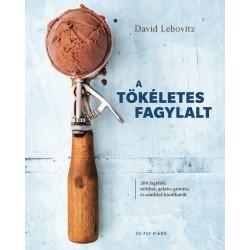 David Lebovitz: A tökéletes fagylalt - 200 fagylalt, szörbet, gelato, granita, és amikkel kínálhatók