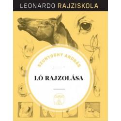 Szunyoghy András: Ló rajzolása - Leonardo rajziskola