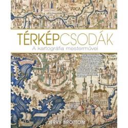 Jerry Brotton: Térképcsodák - A kartográfia mesterművei