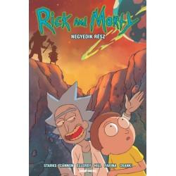 Rick and Morty - Negyedik rész