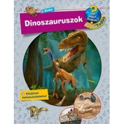 Stefan Greschik: Dinoszauruszok - Mit? Miért? Hogyan? Profi tudás