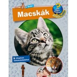 Stefan Greschik: Macskák - Mit? Miért? Hogyan? Profi tudás