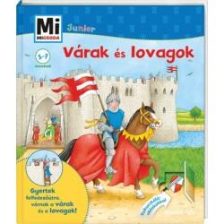Eva Dix: Várak és lovagok - Mi Micsoda Junior 5.