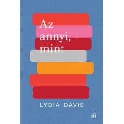 Lydia Davis: Az annyi, mint