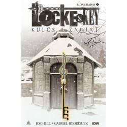 Joe Hill - Gabriel Rodríguez: Locke & Key - Kulcs a zárját 2.