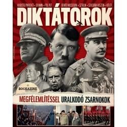 Diktátorok - Bookazine