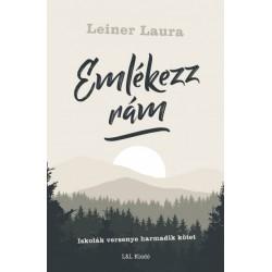 Leiner Laura: Emlékezz rám - Iskolák versenye harmadik kötet