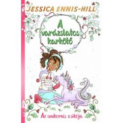 Jessica Ennis-Hill: A varázslatos karkötő 4. - Az unikornis csikója