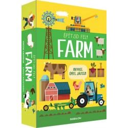 Timothy Knapman: Építsd fel! Farm - Olvass, építs, játssz!