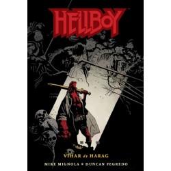 Mike Mignola: Hellboy 7. - Vihar és harag