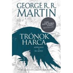 Daniel Abraham - George R. R. Martin: Trónok harca képregény III. kötet