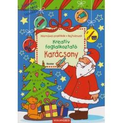 Kreatív foglalkoztató - Karácsony - Kézműves praktikák, rejtvények