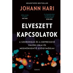 Johann Hari: Elveszett kapcsolatok - A szorongás és a depresszió valódi okai és meghökkentő gyógymódjai