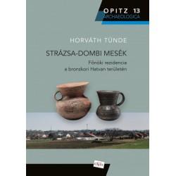 Horváth Tünde: Strázsa-dombi mesék - Főnöki rezidencia a bronzkori Hatvan területén