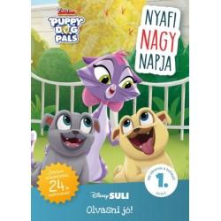 Nyafi nagy napja - Disney Suli Olvasni jó! sorozat 1. szint