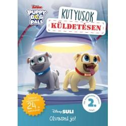 Kutyusok küldetésen - Disney Suli Olvasni jó! sorozat 2. szint