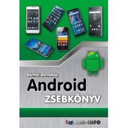 Bártfai Barnabás: Android zsebkönyv