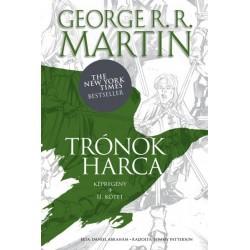 Daniel Abraham - George R. R. Martin: Trónok harca képregény II. kötet