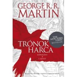 Daniel Abraham - George R. R. Martin: Trónok harca képregény I. kötet