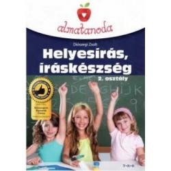 Diószegi Zsolt: Almatanoda - Helyesírás, íráskészség 2.osztály