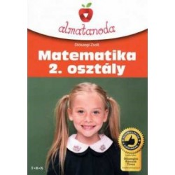 Diószegi Zsolt: Almatanoda - Matematika 2. osztály