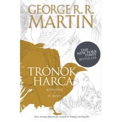 Daniel Abraham - George R. R. Martin: Trónok harca képregény IV. kötet