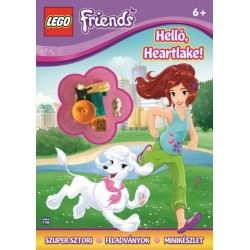 Lego Friends: Helló, Heartlake!