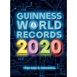 Craig Glenday: Guinness World Records 2020