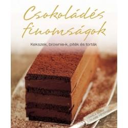 Carla Bardi - Claire Pietersen: Csokoládés finomságok