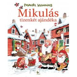 Mauri Kunnas: Mikulás tizenkét ajándéka