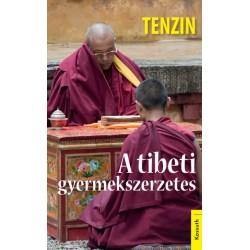 Tenzin Gyatso: A tibeti gyermekszerzetes