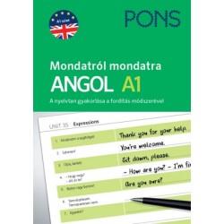 Magdalena Filak: PONS Mondatról mondatra - Angol A1