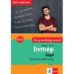 Pojják Klára - Ván Judit: Érettségi - Angol - Feladatsorok a közép- és emelt szintű szóbeli vizsgára