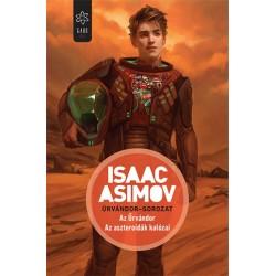 Isaac Asimov: Az Űrvándor - Az aszteroidák kalózai - Űrvándor-sorozat